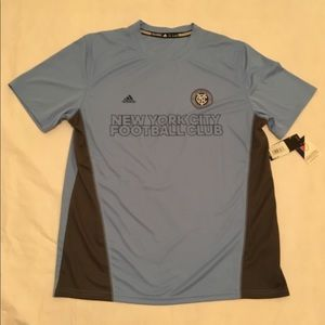 NYCFC New York City Football Club Mens XL Jersey